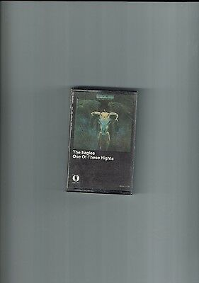 The Eagles - 'one Of These Nights' - Cassette Tape - Take It To The Limit - 1975