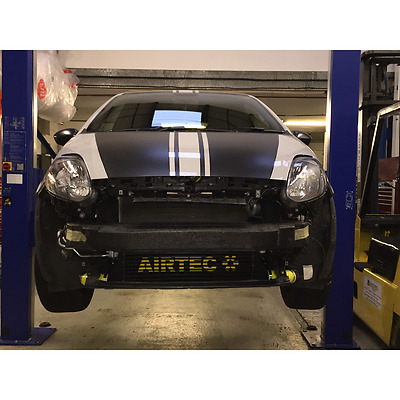 Fiat Punto Abarth Airtec Front Mount Intercooler FMIC