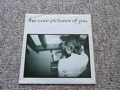 """The Cure 7"""" Pictures of You"""
