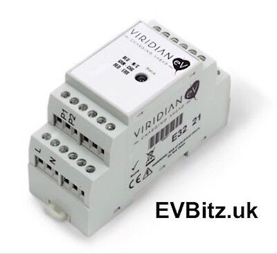 Viridian (Mainpine) 16A/32A EPC Electronic Protocol Controller EVSE