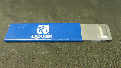 Vintage Quaker Oats Cereal Box Cutter
