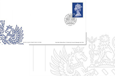 """Great Britain- 2017 """"65th Anniversary- Accession of HM The Queen""""First Day Cover"""