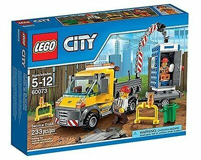 LEGO 60073: City Service Truck Set - Brand New and Sealed