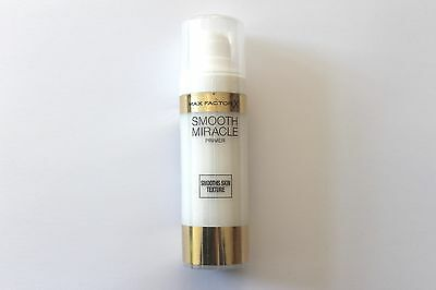 Max Factor Smooth Miracle Primer - 30ml - Smooths Skin Texture