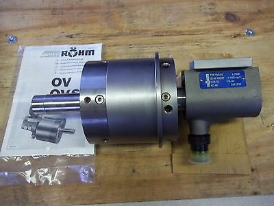 New Rohm Ovs 85 Oil-Operated Cylinder Without Through-Hole