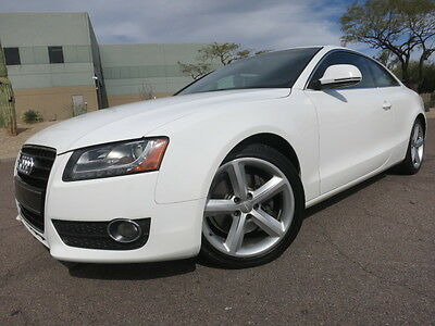 2009 Audi A5 Coupe 3.2L Quattro Premium Plus Package Navi Back up Cam Pano Roof Loaded 2008 2010 2011 s5 a5