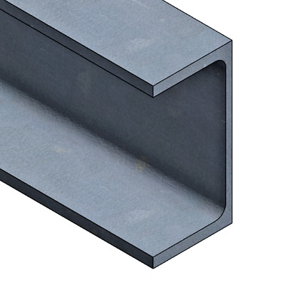 150/75/18 kg PARALLEL FLANGE CHANNEL, £ 21.20 per linear meter, including VAT