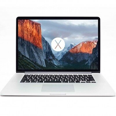 " APPLE MACBOOK PRO 15.4"" RETINA ✔INTEL i7 2.3GHZ 8GB RAM 256GB SSD✔ ☞AFFARE☜"