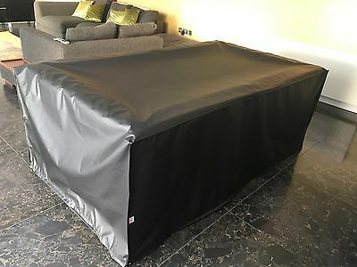 Snooker/ Pool Table Cover, 7ft,Weather Proof, Heavy Duty, Made In The Uk
