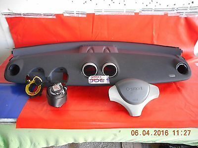 Cruscotto Con Kit Airbag Smart Forfour