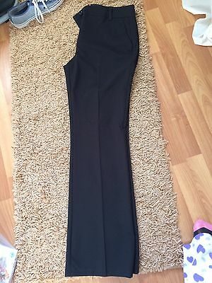 Ladies Black Trousers New Size 14 Long