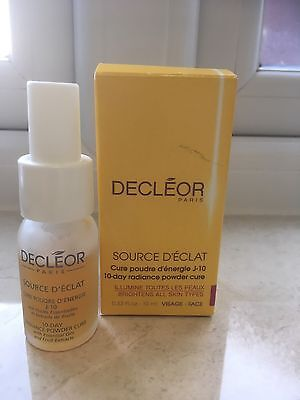 Decleor SOURCE D'ECLAT 10-day radiance powder cure 10ml