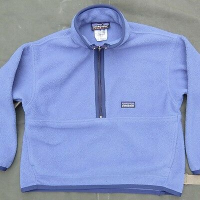 PATAGONIA SYNCHILLA 1/2 Zip Fleece Pullover Jacket Size Youth Kids XS
