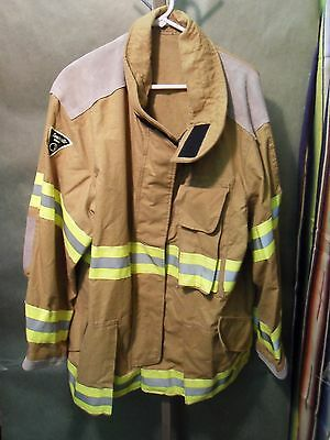 KEVLAR Janesville 2000 Lion Apparel Firefighter Jacket  Size XL 48 x 32R UNUSED