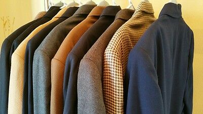 Mens Clothing Lot Sportcoats 224+ Pc Designer Resale HandPicked Bulk Wholesale