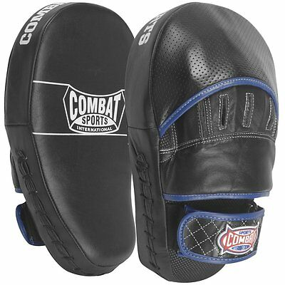 Combat Sports Extended Panther Punch Mitts, Black