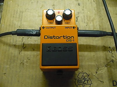 Boss DS-1 Disortion Pedal (Good Condition)