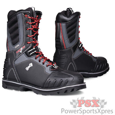 Motorfist Stomper 2.0 Snowmobile Boots CLOSEOUT
