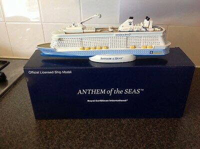 Anthem Of The Seas Cruise Ship Model Royal Caribbean