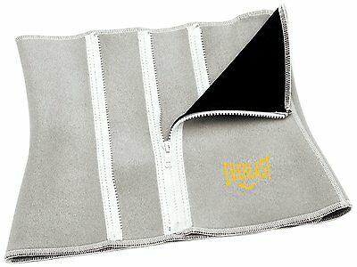 Everlast EF7729GY Slimmer Belt with Zippers (Grey)
