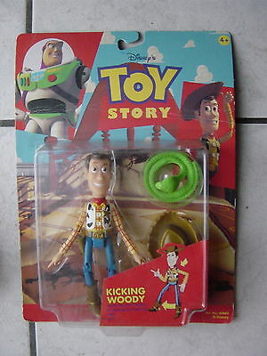 "Toy Story  Actionfigur Set (noch ovp,15 -17 cm  )""Kicking Woody"""