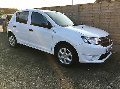2016 Dacia Sandero 1.2 16v Ambiance Stolen Recovered HPI CLEAR not salvage