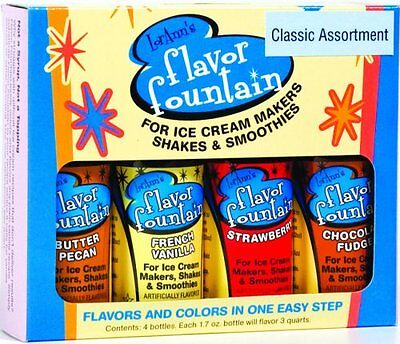 Flavor Fountain 4 pack