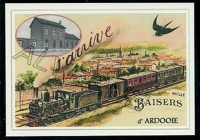 ARDOOIE   - train souvenir creation moderne - serie limitee numerotee