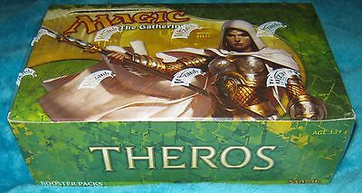 THEROS Booster Box - 36 Magic The Gathering Boosters NEW & SEALED - MTG