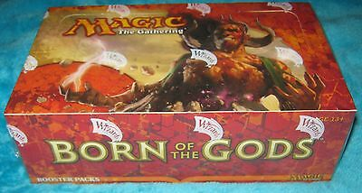 BORN OF THE GODS Booster Box - 36 Magic The Gathering Boosters NEW & SEALED MTG