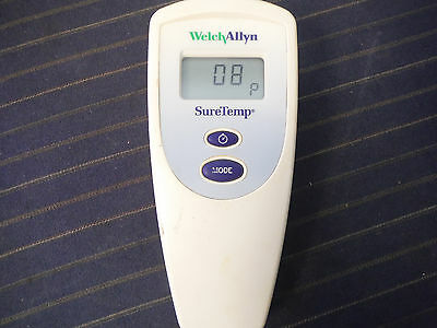 Welch Allyn 678 SureTemp Medical Electronic Portable Handheld Oral Thermometer