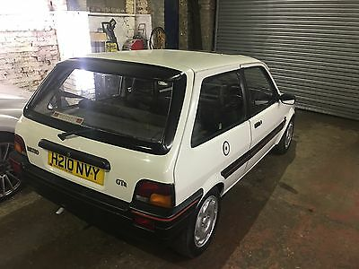 Rover Metro 1.4 Gta,1 P Owner,27K Miles,hpi Clear,mint Condition,full M O T,