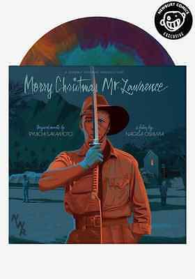 David Bowie Merry Christmas Mr Lawrence Coloured Vinyl LP David Bowie 300 New Us