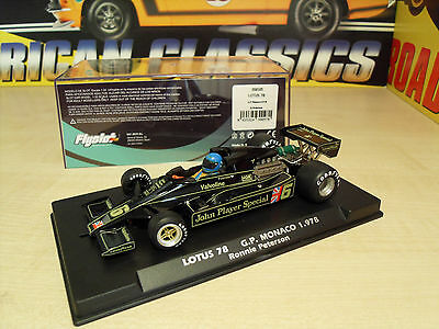 Fly 58105 Lotus 78 G.P.Monaco 'Ronnie Peterson' - Brand New in Box