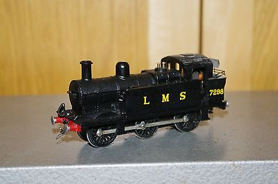 HORNBY TRIANG R52 LMS CLASS 3F 'JINTY' 0-6-0T No.7298. MUCH DETAILED