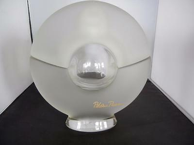 """Very Rare Collectible Giant Factice Display Dummy Solid Glass 9"""" Paloma Picassa"""