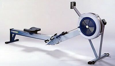 Concept 2 model D rower with pm3 monitor in good condition, Rowing machine