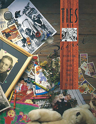 AUSTRALIA POST 1994 Heritage Stamp Book  TIES THAT BIND (Family) Mint Stamps MNH