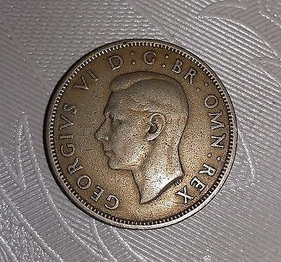 George VI Two Shillings 1947