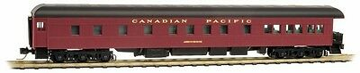 N Scale Micro-Trains 14400085 3-2 Heavyweight Observation Car, Canadian Pacific