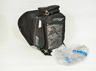 OXFORD SPORTS LIFETIME LUGGAGE panniers, backpack, tankbag, expendable tailpack
