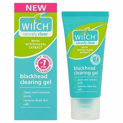 WITCH Naturally Clear Blackhead Clearing Gel Oil-Free  35ml