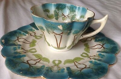 The Foley China Company ~ Cup And Saucer