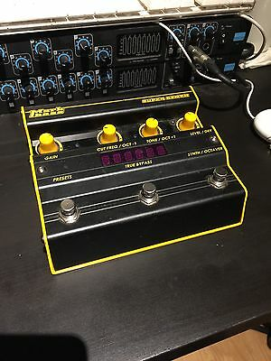 Markbass Supersynth Bass Guitar Octave Synth Pedal