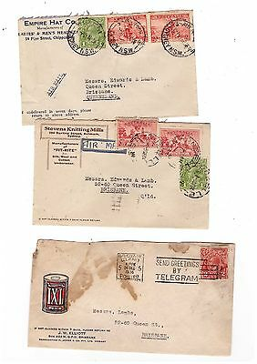 Australia  Group of Covers    ( 3 Covers )    Lot 9