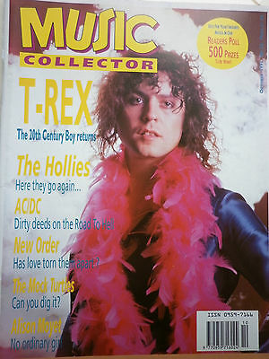 Music Collector Magazine October 1991 No. 32