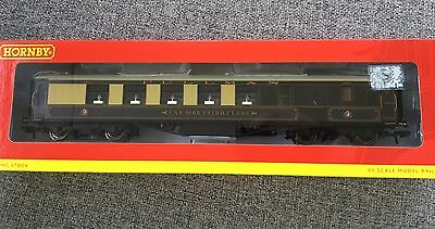 Hornby R4482 8 Wheel Pullman 3rd Class Brake Car 'No 65' Immaculate Condition
