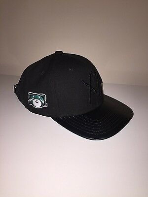 The Weeknd New Era Kiss Land Tour Limited Edition 2013 Strapback