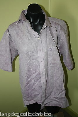 Bulk lot of Men's Vintage Shirts Size L to XL Great quality x 11