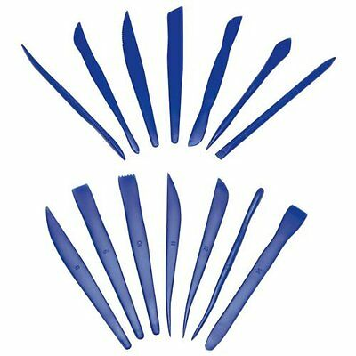 Plastic Modelling Tools Pack Of 14